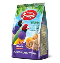 Happy Jungle 3in1 Daily Menu / Корм Хеппи Джангл для Экзотических птиц
