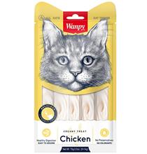 Wanpy Creamy Treat Chicken / Лакомство Ванпи для кошек Нежное пюре из Курицы