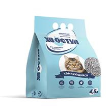 Хвостун / Наполнитель для кошачьего туалета Комкующийся