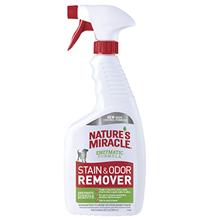 8in1 Nature's Miracle Stain & Odor Remover / 8в1 Уничтожитель пятен и запахов от Собак Универсальный Спрей