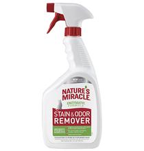 8in1 Nature's Miracle Stain & Odor Remover / 8в1 Уничтожитель пятен и запахов от Кошек Спрей