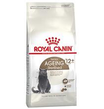 Royal Canin Sterilised 12+ / Сухой корм Роял Канин Стерилайзд для Пожилых кастрированных котов и Стерилизованных кошек старше 12 лет