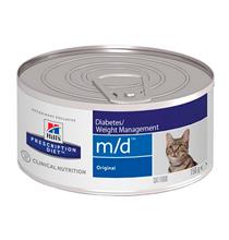 Hills Prescription Diet m\d Diabetes Weight Management / Лечебные консервы Хиллс для кошек при Сахарном диабете Ожирении (цена за упаковку)