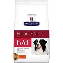 Заказать Hills Prescription Diet Canine h / d Лечебный корм для собак Заболевание сердца (сердечная недостаточность) по цене 3380 руб