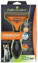 FURminator Medium Dog Long Hair / Фурминатор для собак Средних пород с Длинной шерстью