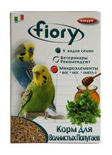 Fiory Pappagallini / Корм Фиори для Волнистых попугаев