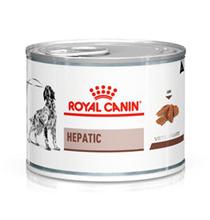 Royal Canin Hepatic Canine / Ветеринарный влажный корм (Консервы) Роял Канин Гепатик для собак Заболевание печени (Цена за упаковку)