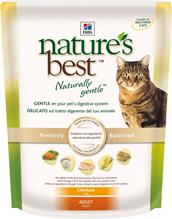 Заказать Hills Natures Best Adult Chicken / Сухой корм для взрослых кошек с Курицей по цене 260 руб