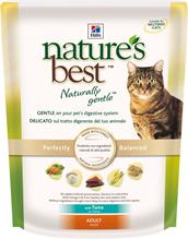 Заказать Hills Natures Best Adult Tuna / Сухой корм для взрослых кошек с Тунцом по цене 260 руб