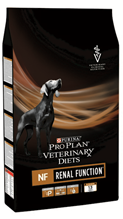 Purina Pro Plan Veterinary Diets NF Renal Function / Лечебный корм Пурина Про План Ветеринарная Диета для собак Ренал Заболевание почек (почечная недостаточность)