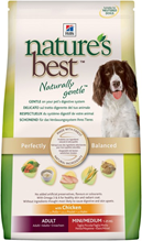 Заказать Hills Science Plan Natures Best Adult Mini / Medium Сухой корм Лучшее от Природы для взрослых собак Мелких и Средних пород с Овощами по цене 5140 руб