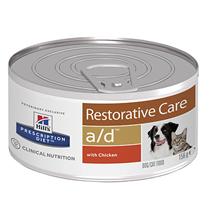 Hills Prescription Diet a\d Restorative Care / Лечебные консервы Хиллс для собак в период Восстановления (цена за упаковку)