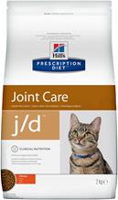 Заказать Hills Prescription Diet Feline j / d Лечебный корм для кошек Заболевание опорно-двигательного аппарата (помощь суставам) по цене 1990 руб