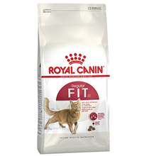 Royal Canin Fit / Сухой корм Роял Канин Фит для Взрослых кошек в возрасте от 1 года до 7 лет