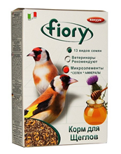 Fiory Cardellini / Корм Фиори для Щеглов