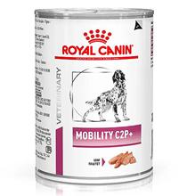 Royal Canin Mobility MC 25 C2P+ / Ветеринарный влажный корм (Консервы) Роял Канин Мобилити для собак Заболевание опорно-двигательного аппарата (помощь суставам) (Цена за упаковку)