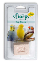 Fiory Big-Block Selenio / Био-камень Фиори для птиц с Селеном
