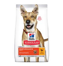 Hills Science Plan Performance Adult / Сухой корм Хиллс для Активных собак Высококалорийный Курица