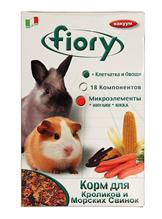 Fiory Conigli e cavie / Корм Фиори для Морских свинок и Кроликов