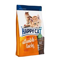 Happy Cat Supreme Atlantik-Lachs / Сухой корм Хэппи Кэт для кошек Атлантический Лосось