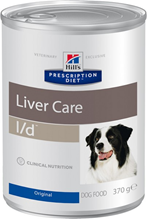 Hills Prescription Diet l\d Liver Care / Лечебные консервы Хиллс для собак при Заболеваниях Печени (цена за упаковку)