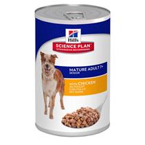 Hills Senior Chicken Canine / Консервы Хиллс для Пожилых собак (цена за упаковку)