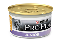 Purina Pro Plan Cat Junior Chicken / Консервы Пурина Про План для Котят Курица (цена за упаковку)