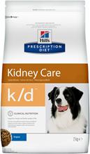Hills Prescription Diet Canine k / d / Лечебный корм Хиллс k/d для собак Заболевание почек (почечная недостаточность)