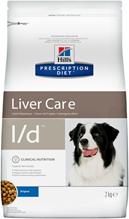 Hills Prescription Diet l\d Liver Care / Лечебный корм Хиллс для собак при Заболеваниях Печени