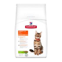 Заказать Hills Science Plan Adult Rabbit / Сухой корм  для взрослых кошек с Кроликом по цене 1160 руб