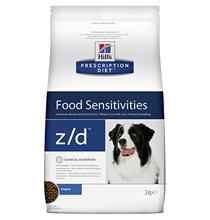 Hills Prescription Diet z\d Food Sensitivities Original / Лечебный корм Хиллс для собак при Пищевой Аллергии