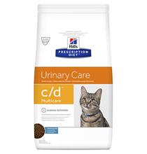 Hills Prescription Diet c\d Multicare Urinary Care / Лечебный корм Хиллс для кошек при МКБ Струвиты Рыба