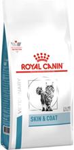 Заказать Royal Canin Skin & Coat Feline / Ветеринарный сухой корм для Стерилизованных кошек с повышенной Чувствительностью кожи по цене 350 руб