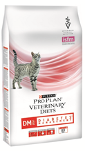 Purina Pro Plan Veterinary Diets DM Diabetes Management / Лечебный корм Пурина Про План Ветеринарная Диета для кошек Сахарный диабет