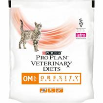 Purina Pro Plan Veterinary Diets OM Obesity Management / Лечебный корм Пурина Про План Ветеринарная Диета для кошек Обесити Ожирение