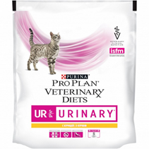 Purina Pro Plan Veterinary Diets UR Urinary Chicken / Лечебный корм Пурина Про План Ветеринарная Диета для кошек Уринари Мочекаменная болезнь Курица
