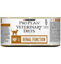 Purina Pro Plan Veterinary Diets NF Renal Function / Лечебные консервы Пурина Про План Ветеринарная Диета для кошек Ренал Заболевание почек (цена за упаковку)
